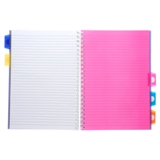 Cahier de notes 250 pages A4 - 2