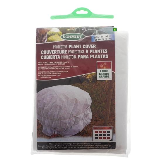 Enveloppe protectrice pour plante