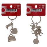Canada Souvenir Metal Keychains - 3