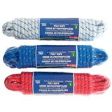 All Purpose Diamond Braid Poly Rope (Assorted Colours) - 1