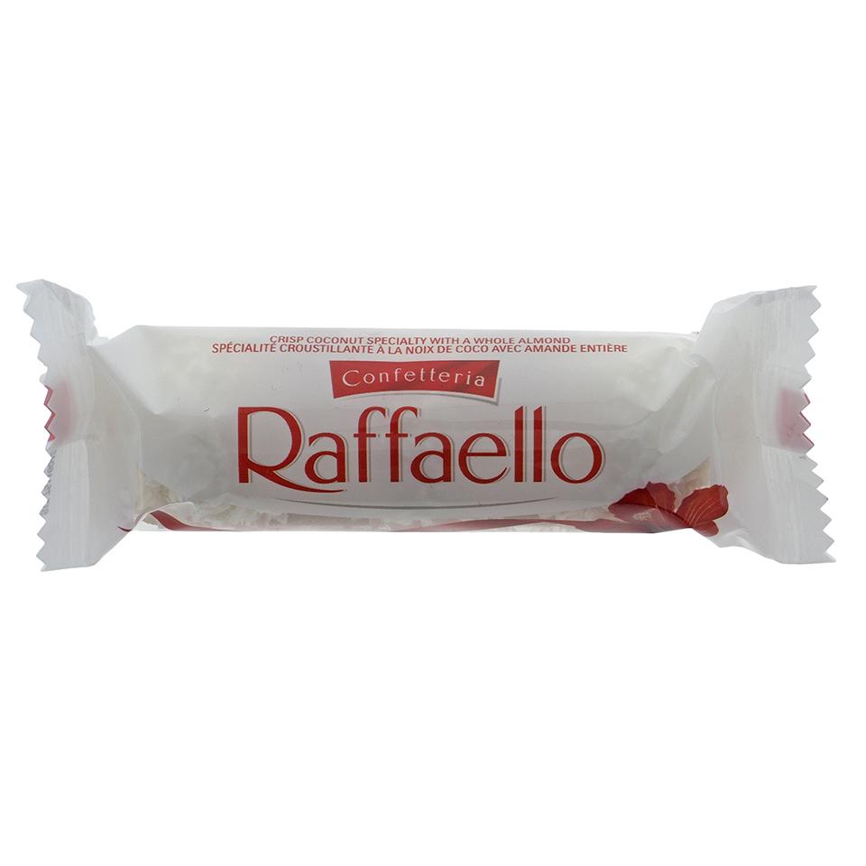 Paq. de 3 chocolats de Ferrero Raffaello