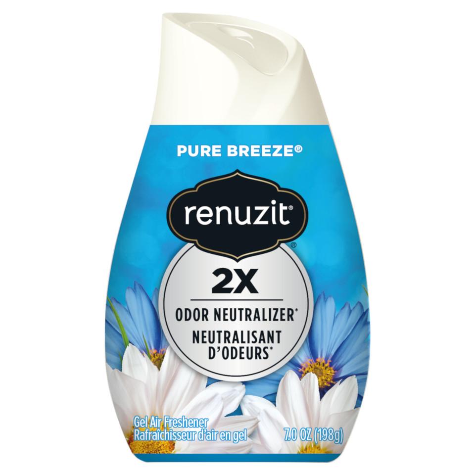 Gel Air Freshener >> Pure Breeze Scent Gel Air Freshener Case Of 12