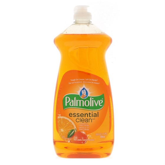 Dishwashing Liquid, Orange and Tangerine Scent