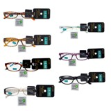 Reading Glasses +2.5 Diopter (Assorted Styles) - 1