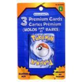 3 Cartes premium Pokémon - 0