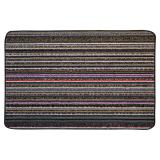 Candy Striped Floor Mat (Assorted Colours) - 0
