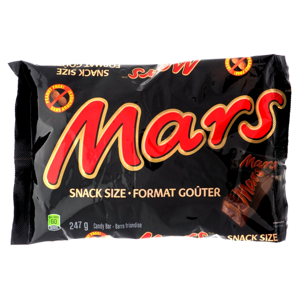 Mini Mars Fun Size Bag