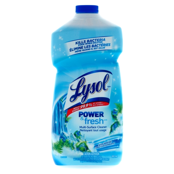 Multi-Surface Cleaner, Spring Waterfall Scent