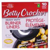 10PK Small size Burner Liners - 0