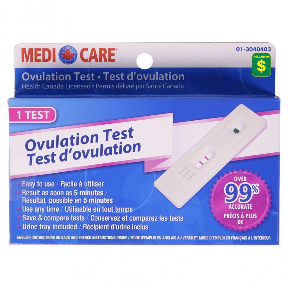 Test d'ovulation