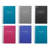 Poly Cover Composition Book - 2