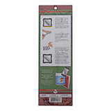 Christmas Rhinestones Sticker Sheet - 1