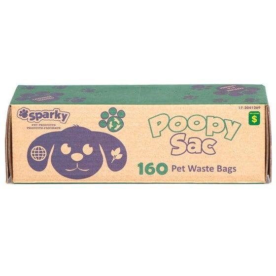 160 Sac à déchets Poopy Sac