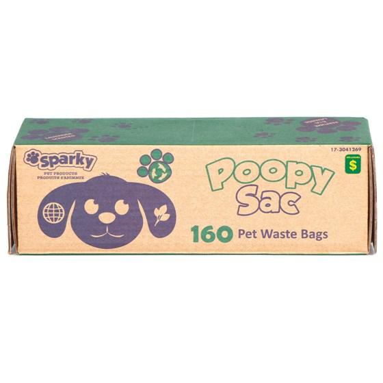 160PK Poopy Sac