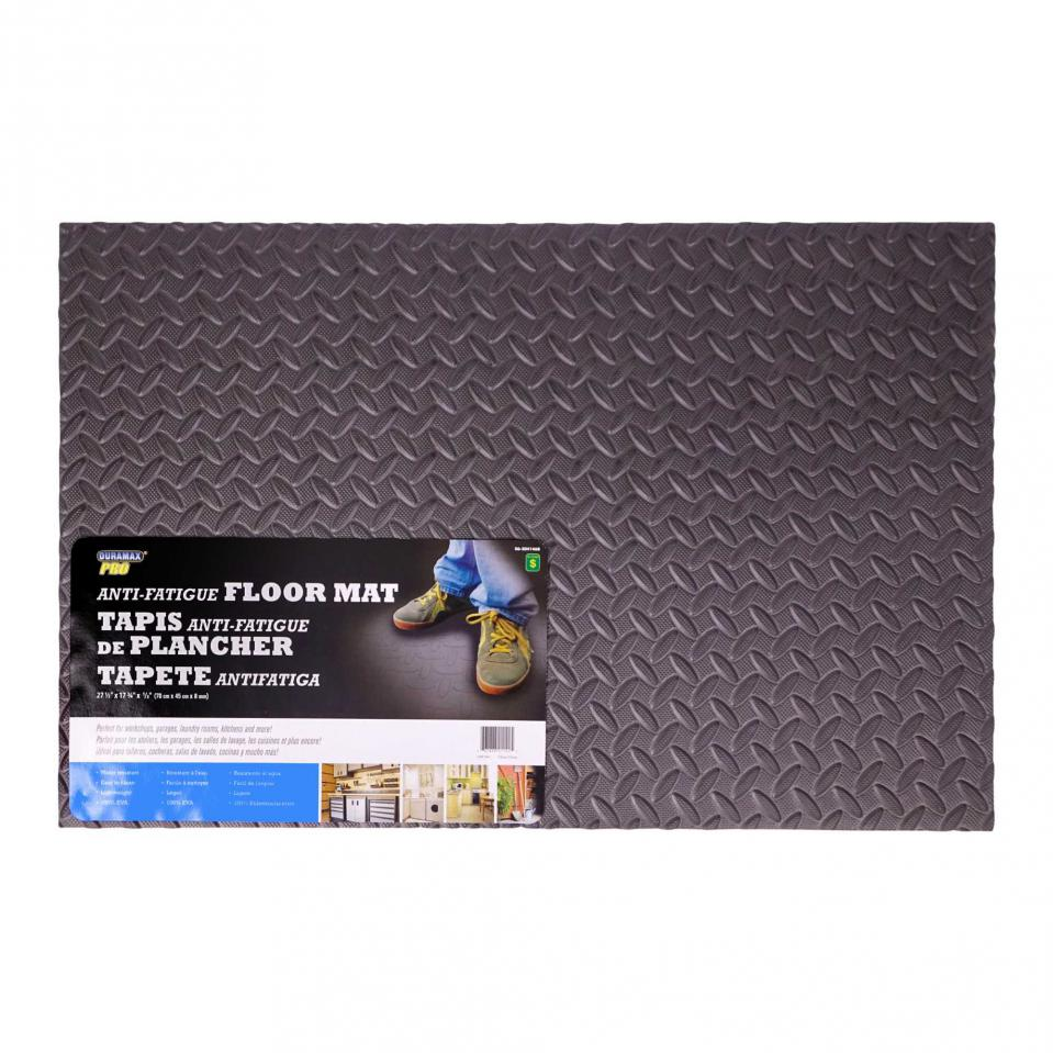 Tapis de plancher antifatigue