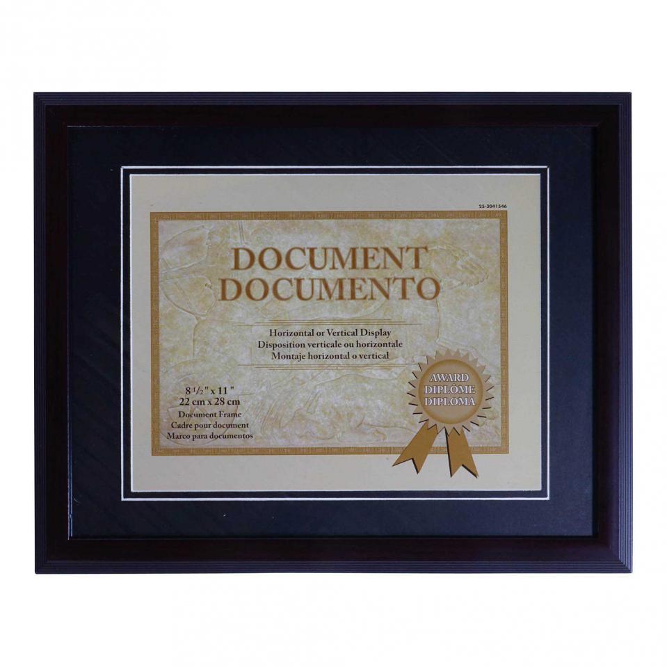 """Cadre pour document 8.5""""x11"""""""