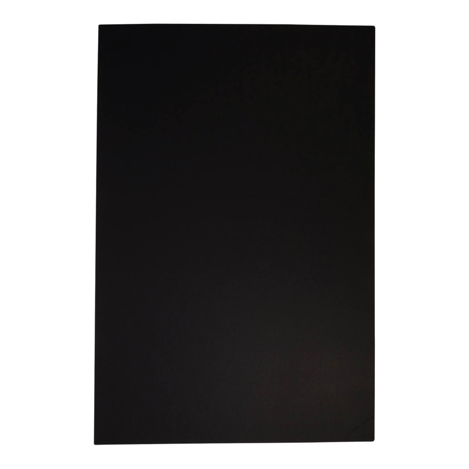 Black Foam Board