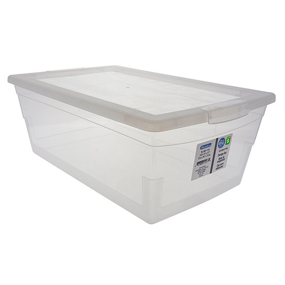9L Storage Box with Cover