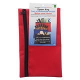 Heavy Duty All Purpose Canvas Zipper Bag - 3