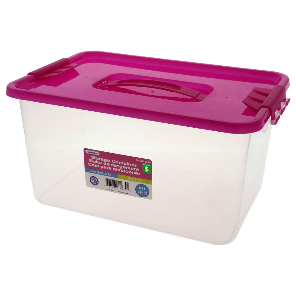 Storage Container (Assorted Colours)