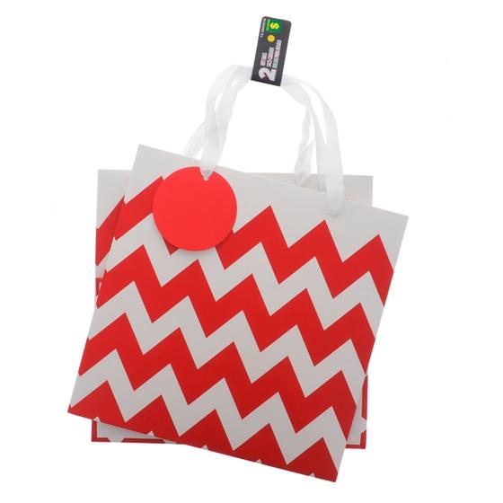 2PK Medium Gift Bag (Assorted designs)
