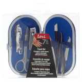 7PC Nail Travel Set (Assorted Styles and Colours) - 0