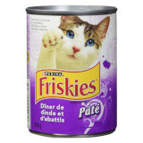 Friskies Turkey & Giblets Dinner for Cats - 1