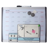 Magnetic Dry Erase Board (Assorted designs) - 0