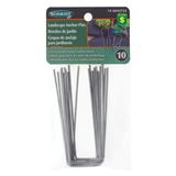 10PK Small U Shape Metal Pins - 0