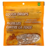 50PK Honey Lemon Cough Drops - 0