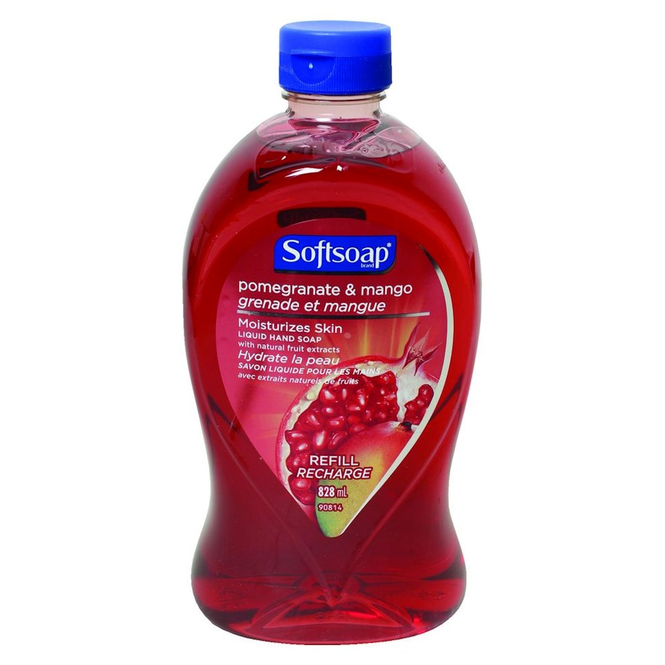 Softsoap Hand soap refill Pomegranate and Mango