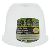 3Pk Plastic Plant Protector Cloches - 0