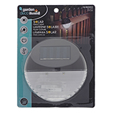 Curved Solar Light for Fence - 0