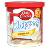 Whipped Vanilla Frosting - 0