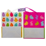 2 PK Easter Bags (Assorted designs) - 1