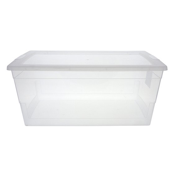 15L Storage Box with Cover