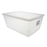 15L Storage Box with Cover - 2