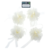 4PK Rose Wedding Aisle Decoration - 0