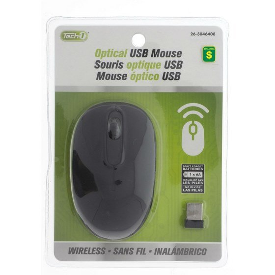 Optical USB Wireless Mouse