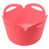 Round Pail with 4 Handles - 3