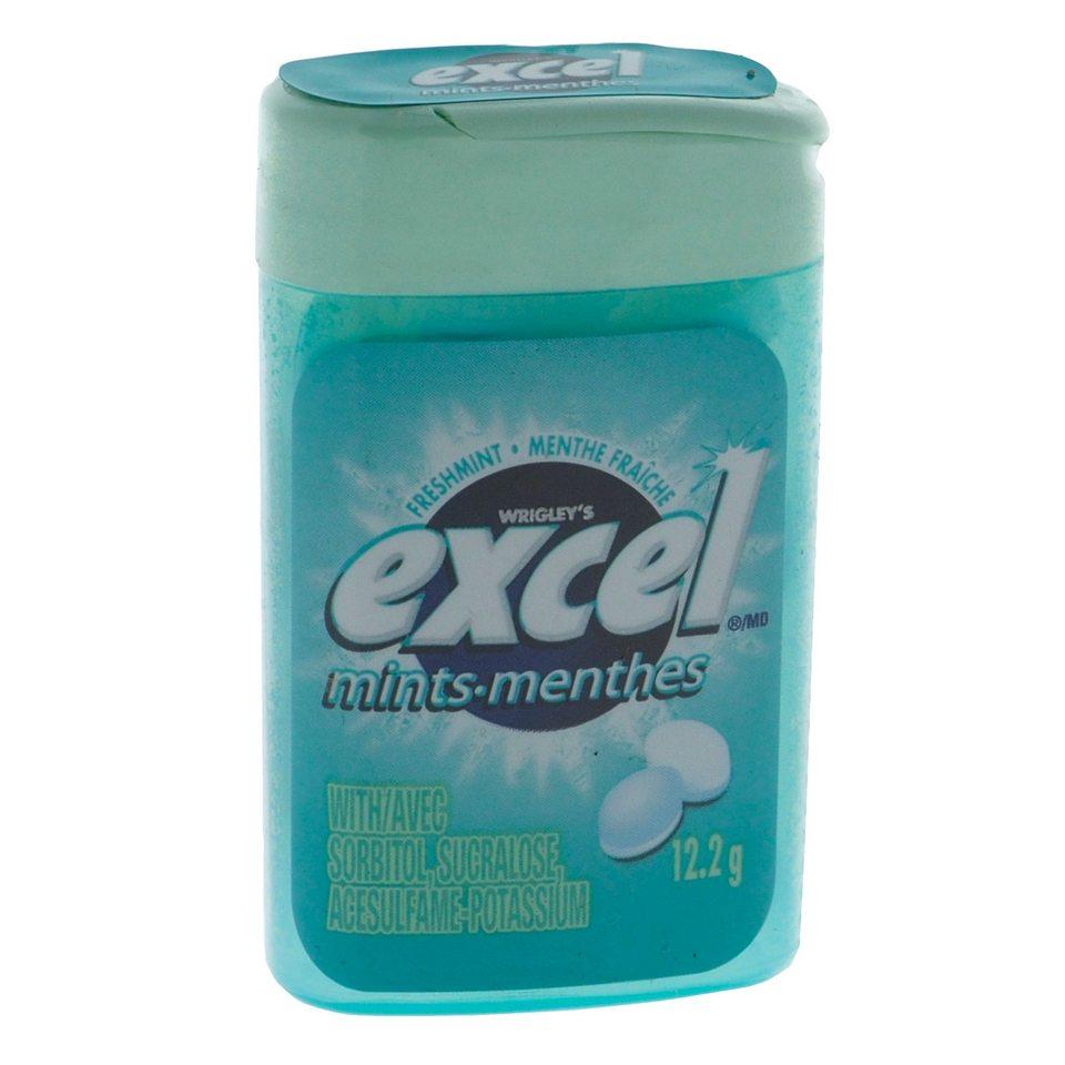 Menthe excel