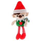 Elfe de Noël en peluche (Couleurs assorties) - 0