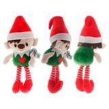 Elfe de Noël en peluche (Couleurs assorties) - 2