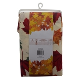Fall Printed Flannelback Vinyl Tablecover - 1