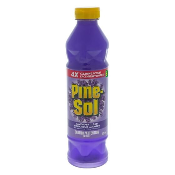 Disinfectant Multi-Surface Cleaner, Lavender clean scent