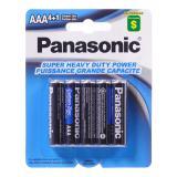 5x AAA Carbon Zinc Batteries - 0