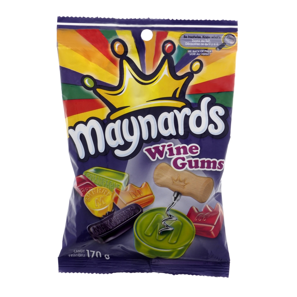 Wine Gums Candy