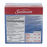 A19 60W Clear Long Life Bulbs 2PK - 1