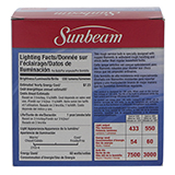 2PK A19 60W Frosted Long Life Bulbs - 1