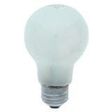 2PK A19 60W Frosted Long Life Bulbs - 2